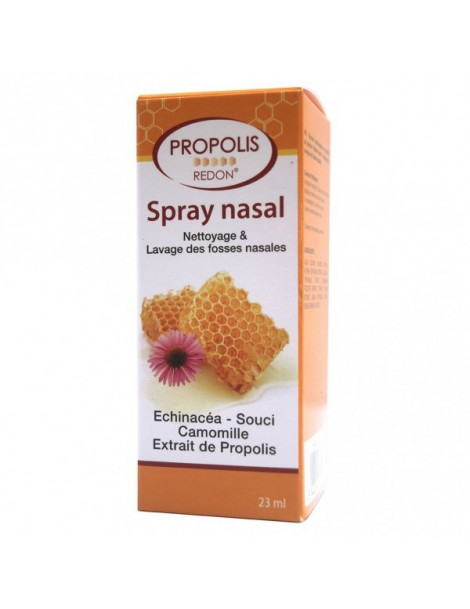 Spray nasal à la Propolis 23ml Redon