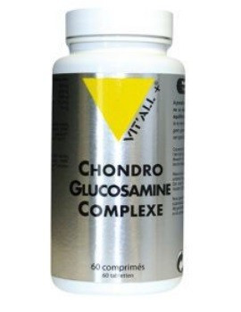 Chondro-Glucosamine Complexe 60 comprimes Vit'all +