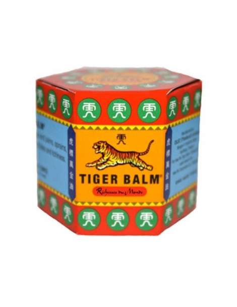 Baume du Tigre Rouge Pot 21g Tigerbalm