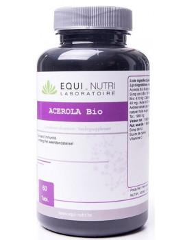 Acerola 60 tablettes Equi - Nutri