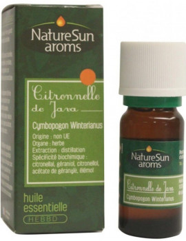 Citronnelle 10 ml NatureSun'arôms