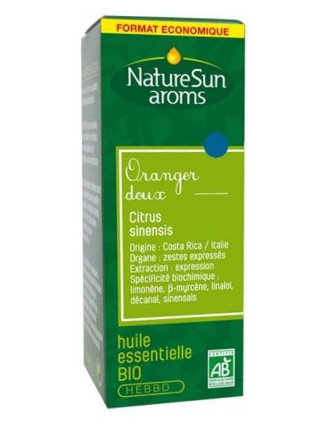 Oranger doux bio 30ml NatureSun'arôms