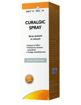 Curalgic Spray 100ml Diet Horizon