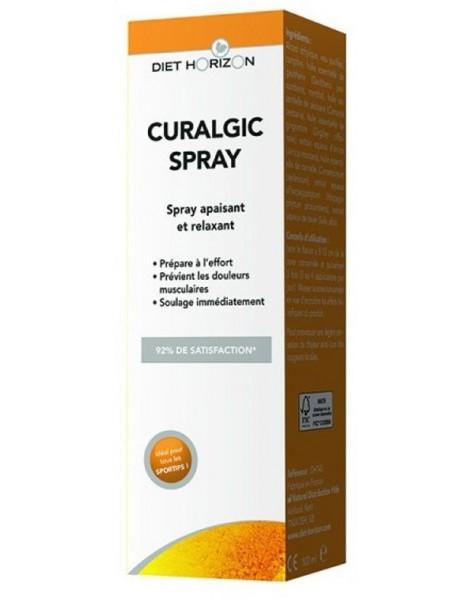 Curalgic Spray 100ml Diet Horizon