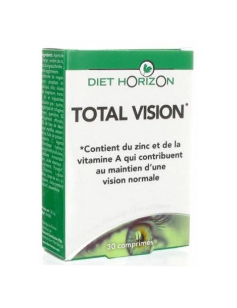Total Vision 30 comprimes Diet Horizon