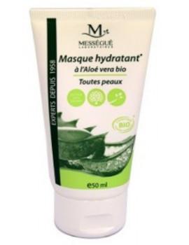 Masque Hydratant bio Aloe Vera 50ml Maurice Mességué
