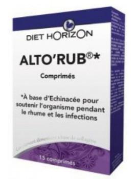 Alto'Rub 15 Comprimes Diet Horizon