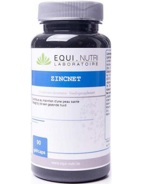 Zincnet 90 gelules Equi - Nutri