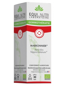 Marronnier bio 30ml Equi - Nutri