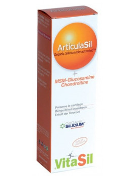 ArticulaSil Gel + MSM Tube 225ml VitaSil