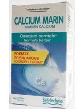 Calcium Marin Formule eco 100 gelules Biotechnie