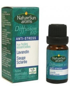 Complexe Diffusion Anti-Stress bio 10ml NatureSun'arôms