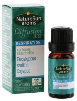 Complexe Diffusion Respiration 10ml NatureSun'arôms