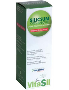 Gel Silicium Organique Tube 225ml VitaSil