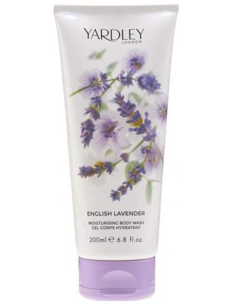 Gel Douche English Lavender 200ml Yardley