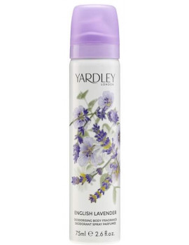 Deodorant parfumé English Lavender 75ml Yardley