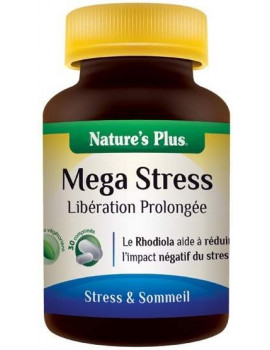 Mega Stress 30 comprimes Nature's Plus
