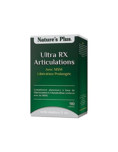 Ultra RX Articulations 90 comprimes Nature's Plus