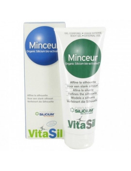 Minceur tube de gel 225ml VitaSil