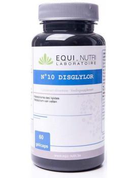 Disglylor Complexe 10  60 gelules Equi - Nutri