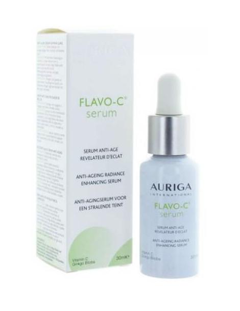 Flavo-C Serum Anti-Age revelateur d'eclat 30ml Auriga