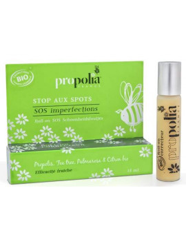 SOS Imperfections bio Roll-on 15ml Propolia
