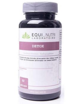 Detox 60 gelules Equi - Nutri