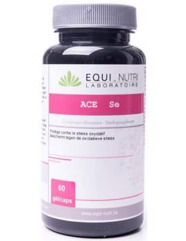 ACE + Selenium 60 gelules Equi - Nutri