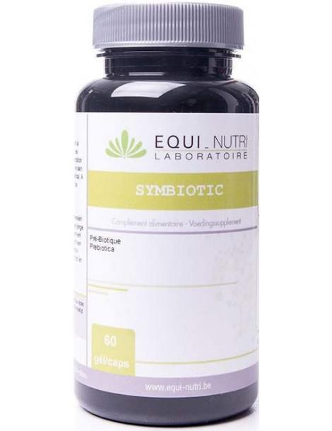 Symbiotic fructo-oligosaccharides 60 gelules Equi Nutri