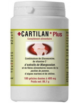 Cartilan plus 180 gelules Han Biotech