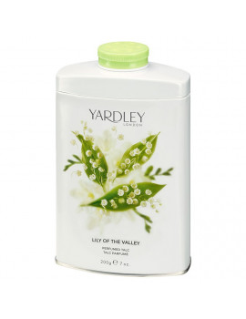Talc Lily of The Valley  200g Yardley