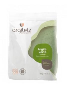 Argile verte ultra ventilée 300g Argiletz