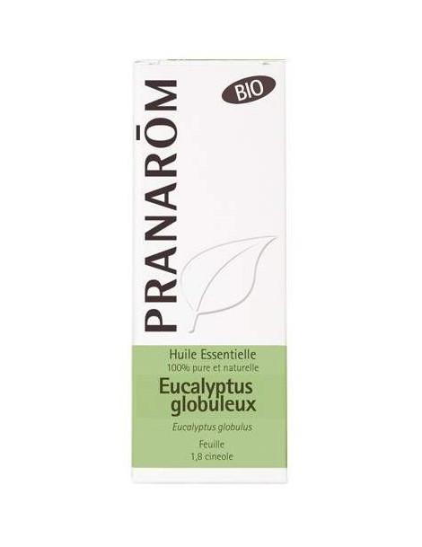 Eucalyptus globuleux Bio 10ml Pranarôm