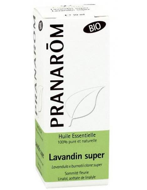 Huile essentielle Lavandin Super Abrial Bio 10ml Pranarôm