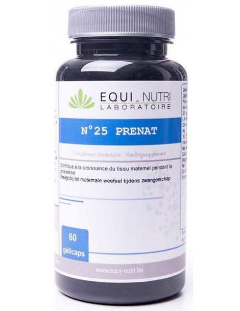 Prenat - N° 25 60 gelules Equi - Nutri