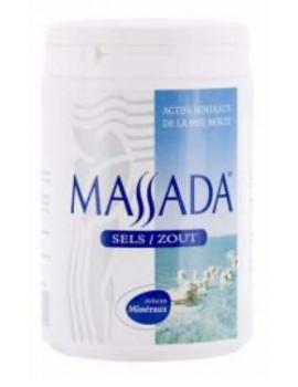 Sels de la Mer Morte 1Kg Massada