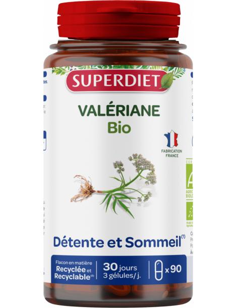 Valeriane bio 90 gelules Super Diet