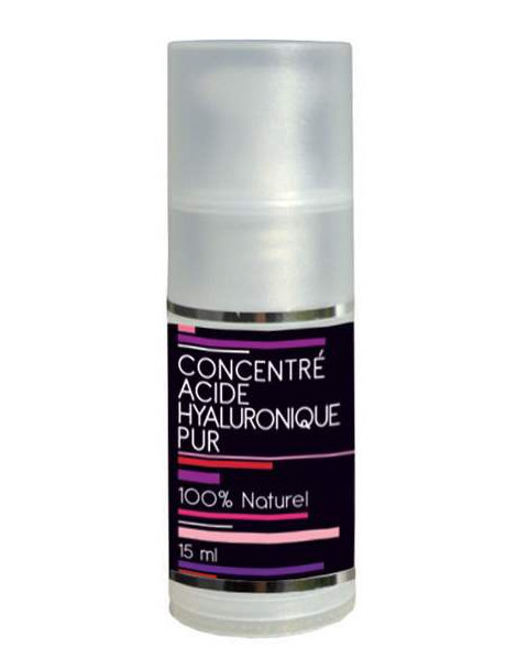 Concentre Acide Hyaluronique Pur 15ml Aquasilice