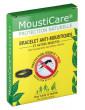 Bracelet Anti-Moustiques noir Pour se proteger naturellement Mousticare