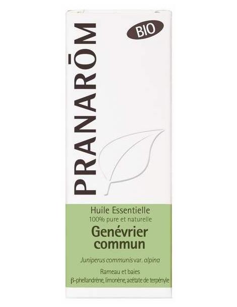 Huile essentielle de Genevrier Commun Bio  5ml Pranarôm