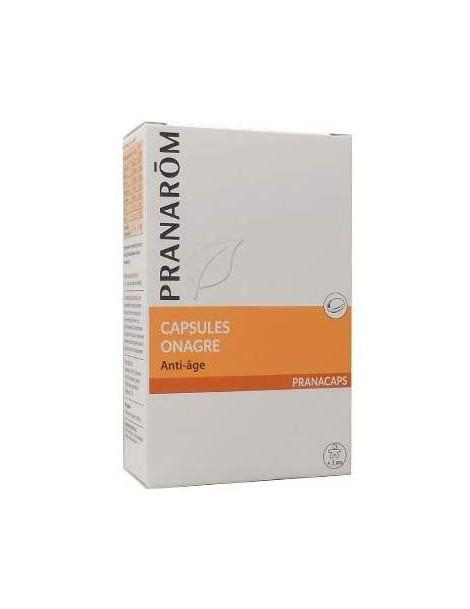 Huile d'Onagre 40 capsules Pranarôm