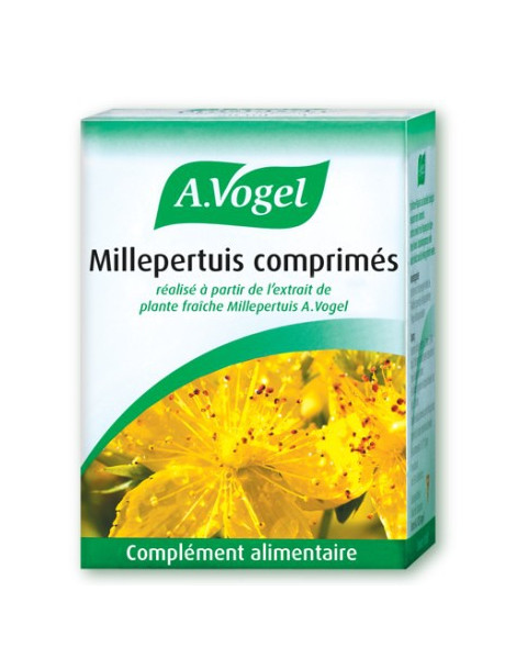Millepertuis 60 comprimes A. Vogel