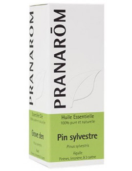 Huile essentielle Pin sylvestre Bio 10ml Pranarôm