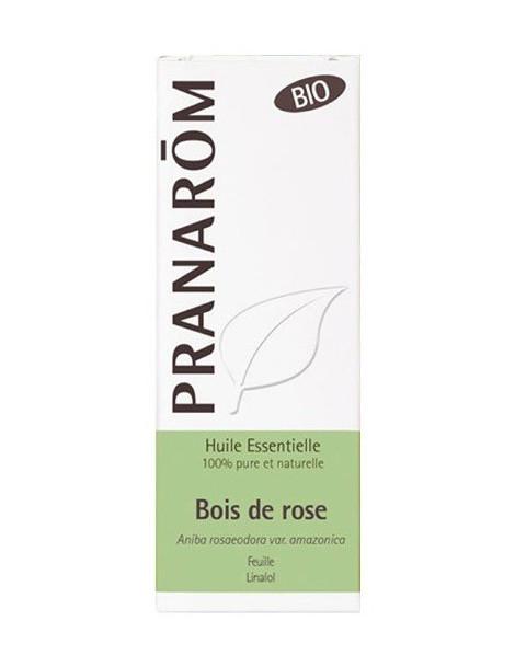 Huile essentielle de Bois de Rose Bio 10ml Pranarôm