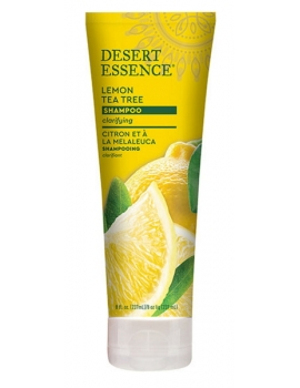 Shampooing au citron 237ml Desert Essence