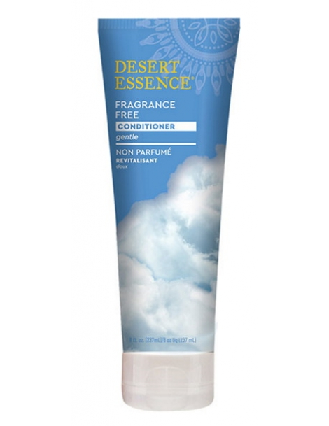 Après shampooing sans parfum 237ml Desert Essence - produit d'hygiène capillaire BIO US