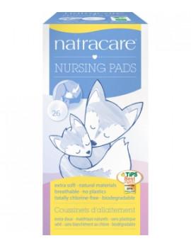 Coussinets d'allaitement naturels Lot de 26 Natracare