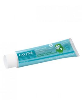 Dentifrice enfants +7 ans protection fluor - menthe douce 50 ml Cattier