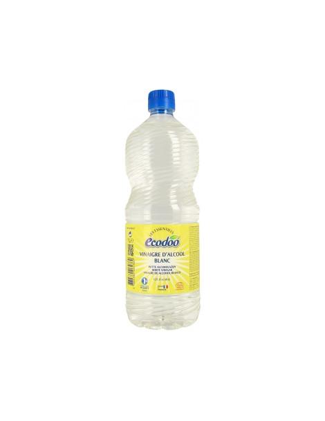 Vinaigre d'alcool blanc 1L Ecodoo - produit de nettoyage de la maison