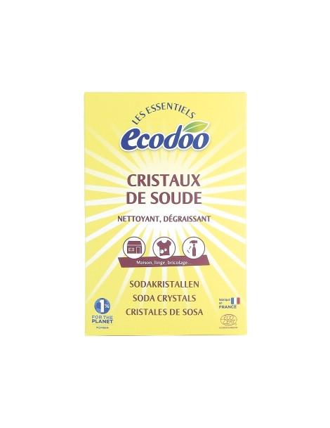 Cristaux de Soude 500g Ecodoo - produit d'entretien ménager